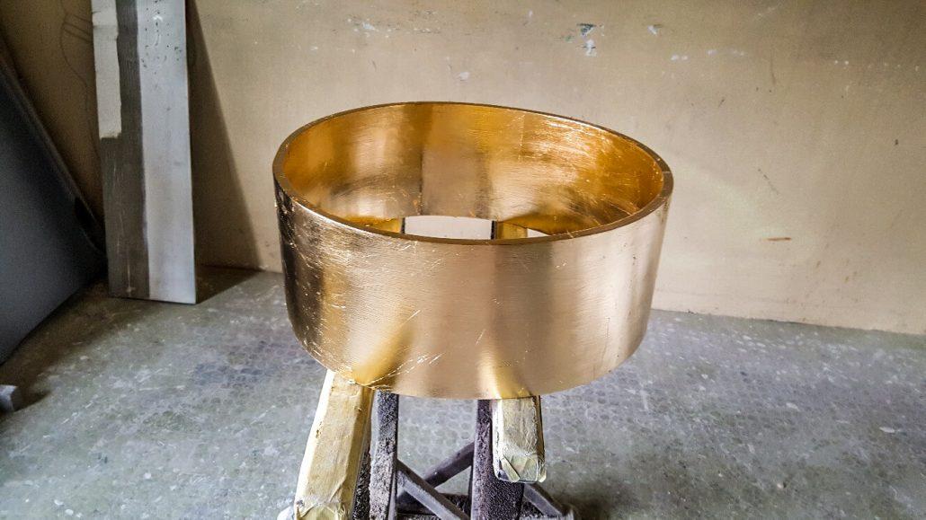 vergolden blattgold schlagmetall lackiererei hallein. Black Bedroom Furniture Sets. Home Design Ideas